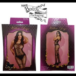 Other - Plus size Sexy lingerie body stockings sale